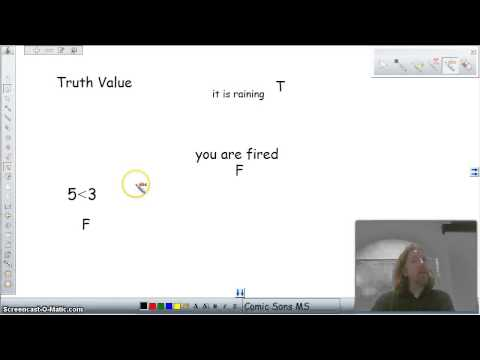 Geo 2-2 Truth Value and Negation