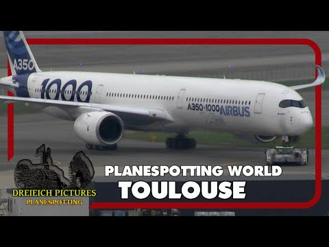 Planespotting World | Toulouse-Blagnac 2018