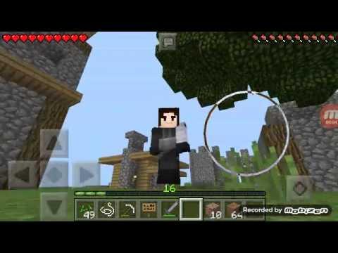 Minecraft PE Skin Capitão América Guerra Civil Soldado Invernal - Skins para minecraft pe guerra