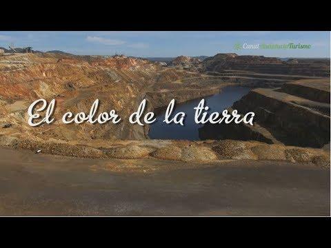 Comarca Minera de Riotinto, el color de la tierra. Huelva