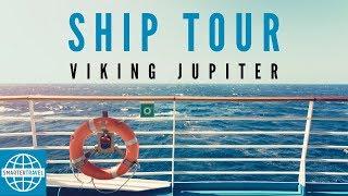 Viking Jupiter Ocean Cruise Ship Tour | SmarterTravel