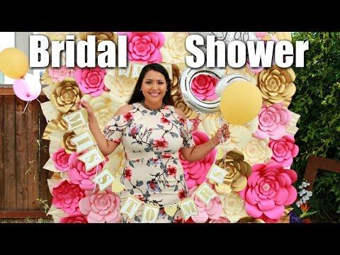 BRIDAL SHOWER #2!