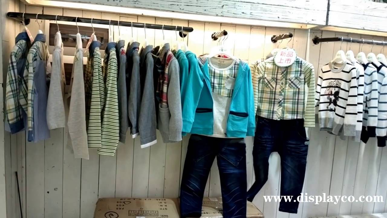 Clothes Display Rack Clothes Display Stand Clothes Store