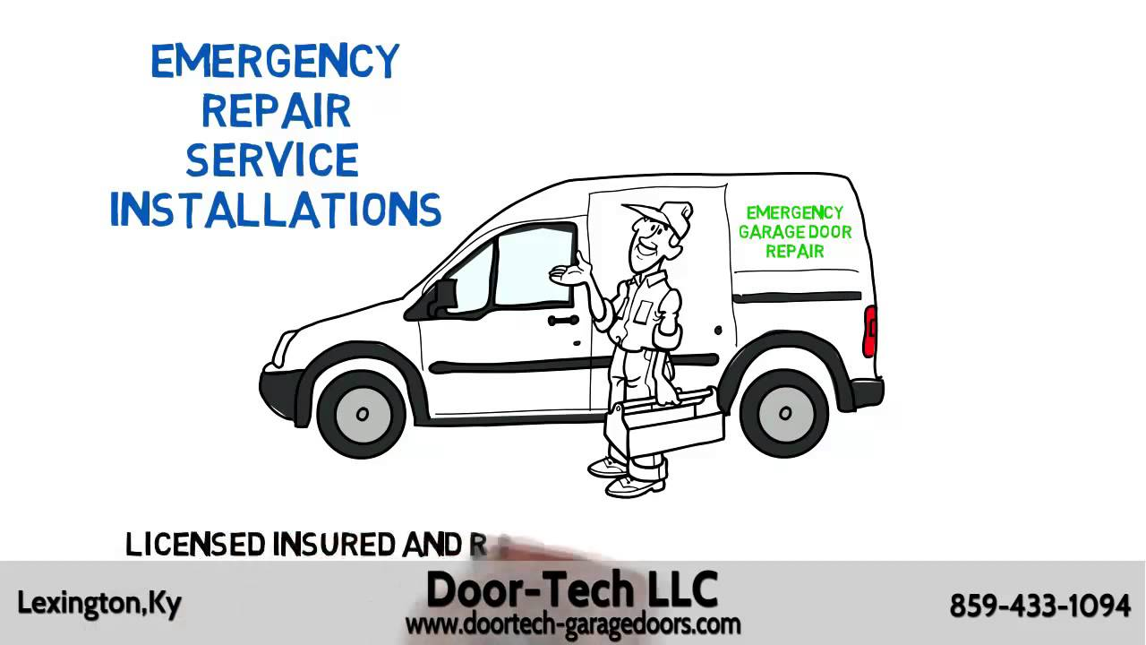 Elegant Garage Door Repair Door Tech Lexington, Ky