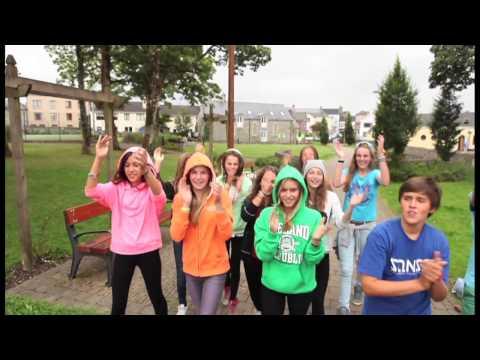 English Language Camp Ireland is Happy