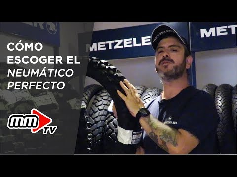 Cómo Leer Y Escoger El Neumático Adecuado Para Tu Motocicleta