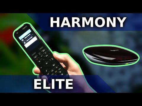 The BEST Home Theater Universal Remote | Logitech Harmony Elite Review