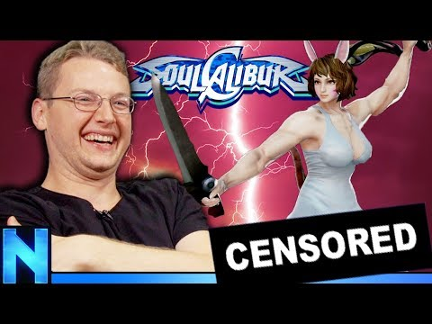 Creating The Most Inappropriate Characters In Soul Calibur 6
