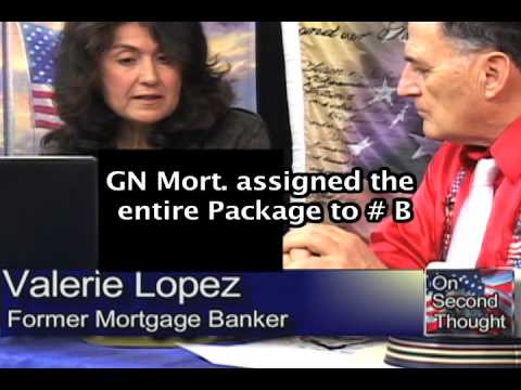 Part 1 of 97% of Home Loans are NULL & Void due to BANK FRAUD