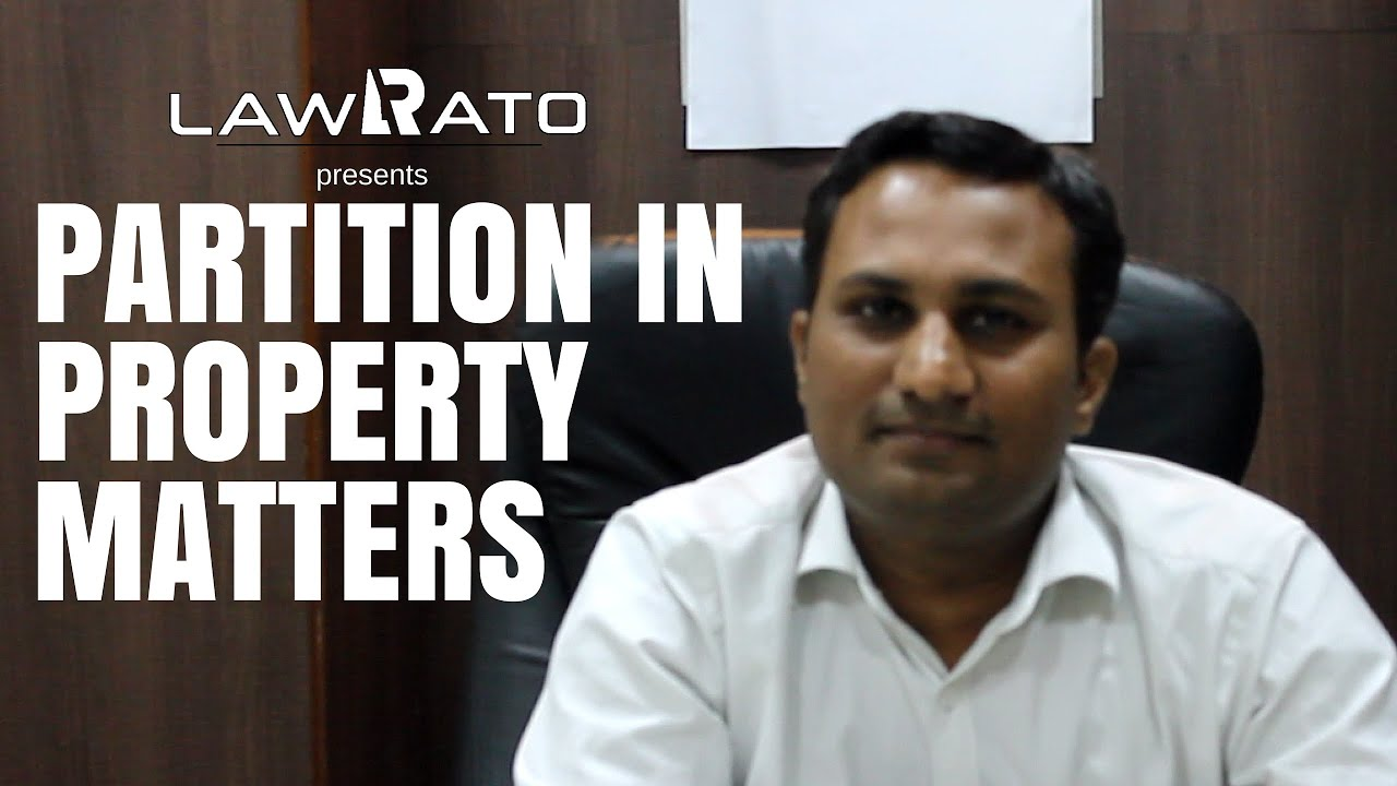 partition of property among family members