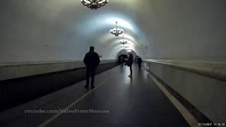 3 часа в метро или съёмка жёлтой ветки