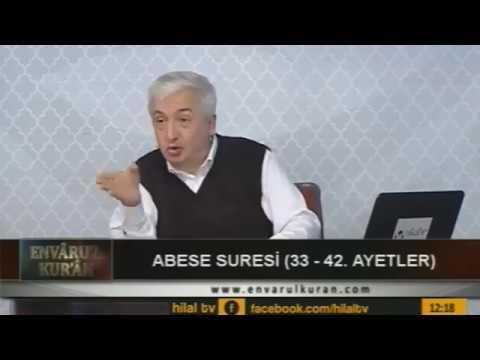Hz. İbrahim'e oğlunu kesmesi emredildi mi? - Prof.Dr. Mehmet Okuyan