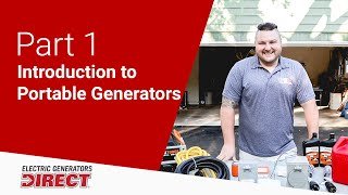 The Ultimate Homeowner's Porтable Generator Guide [Part 1]