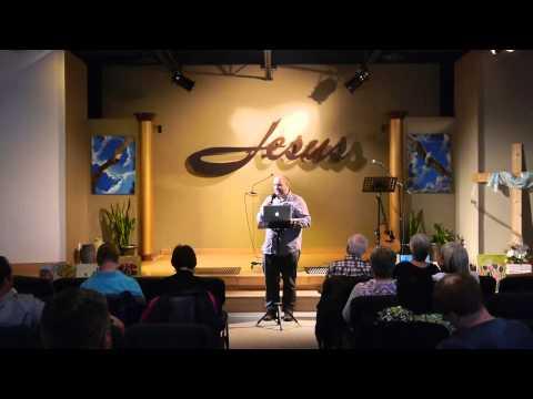 Darren Canning - Vancouver Revival Centre - Radiance July 11 2015