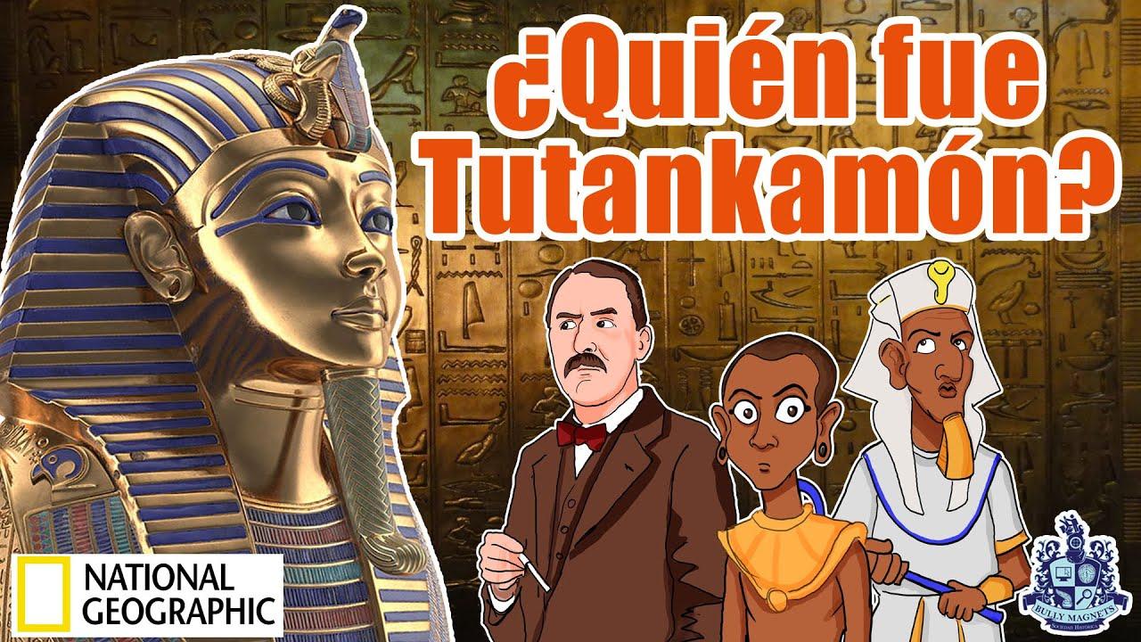¿Quién fue Tutankamón? - Historia Bully Magnets