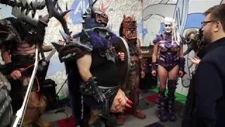 GWAR covers Pet Shop Boys