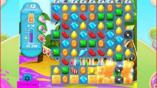 Candy Crush SODA SAGA Level 725 NO BOOSTERS