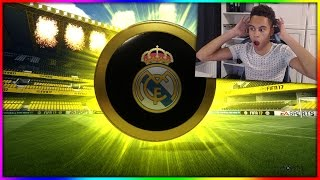 OMG TWO WALKOUTS!!! - FIFA 17 PACK OPENING (INFORM ST RONALDO HUNT - *INSANE* FIFA 17 PACK OPENING)