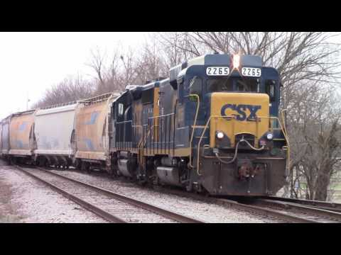 West Tennessee T93 and the CSX M-791