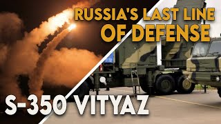 Reportedly Entered Mass Production, What is Russia's New S-350 Vityaz Platform Capable Of