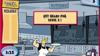 Ye Olde CN Games - Johnny Bravo: Flapjack Flipout