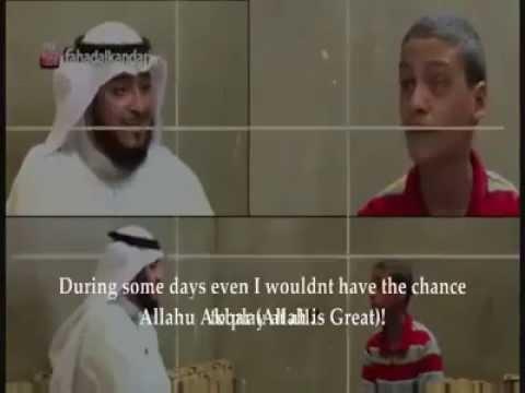 A Hafiz Quran Blind Boy Reciting Quran Made Sheikh Mishary bin Rashid Alafasy Cry with Emotions