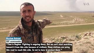 [Islamic State Using More Civilians as Human Shields thumbnail