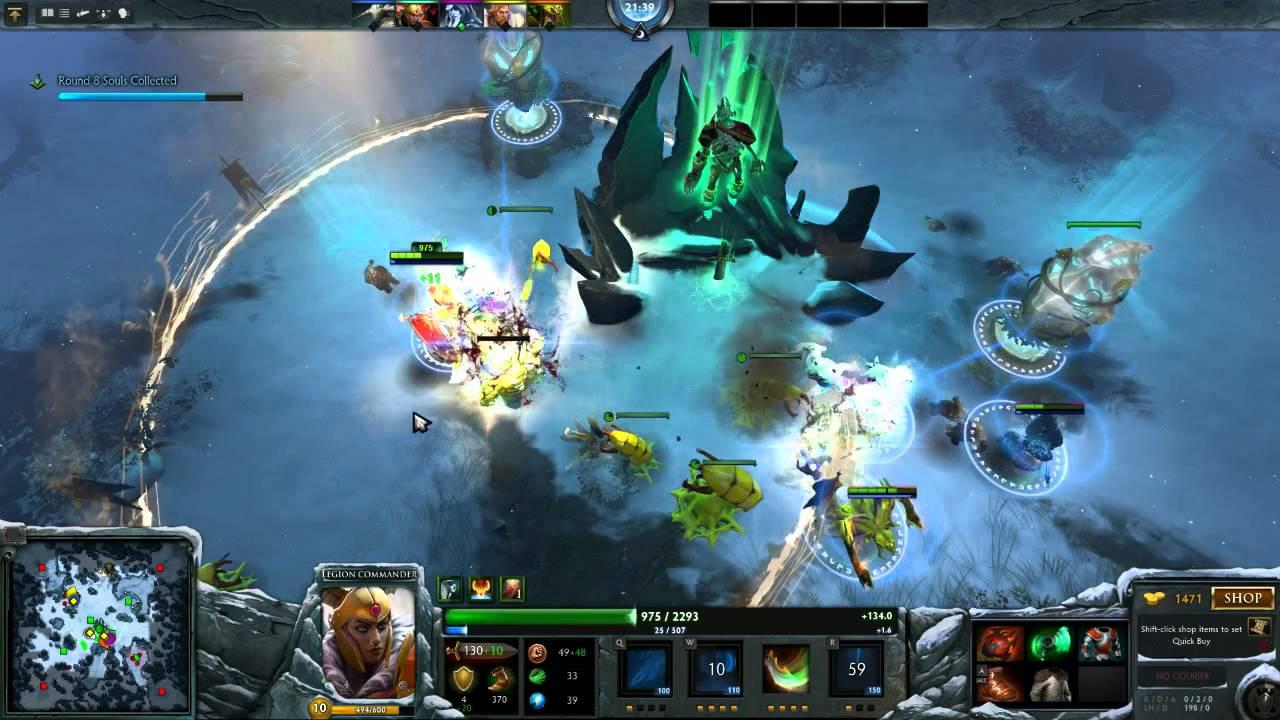 dota 2 valve introduces wraith night tower defense all 13