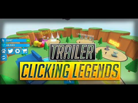 Clicking Legends Trailer!