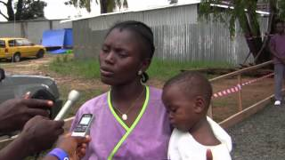 Ebola: Six Liberians Released From Hospital