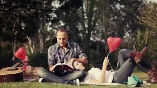 História de amor - Neila + Raul