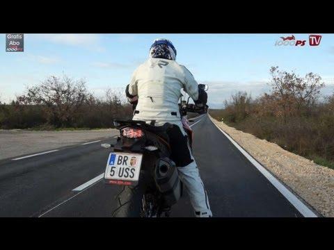 Beschleunigungssound KTM 1190 Adventure