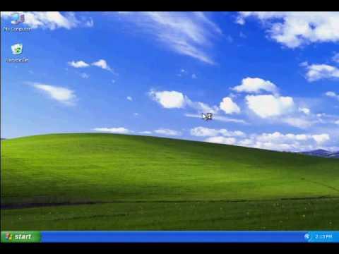django install windows xp