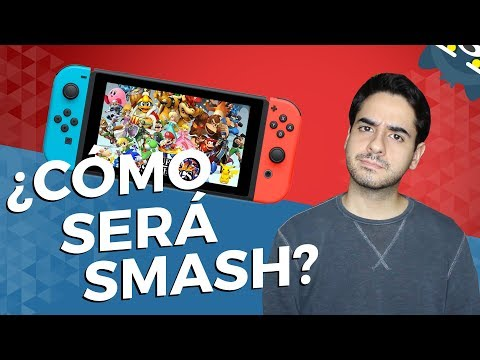 Super Smash Bros. para Nintendo Switch: ¿Cómo será? | Mapache Rants