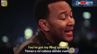 ALL OF ME   JOHN LEGEND  Subtitulos Español & Ingles