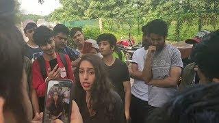 Delhi Rap Scene (Girl Rapper) #CYPHER |VLOG-10|