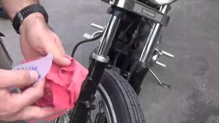 Fork Seal Repair Tool Fix Oil  Mate surface Dirt Bike  yellow suzuki rm dr