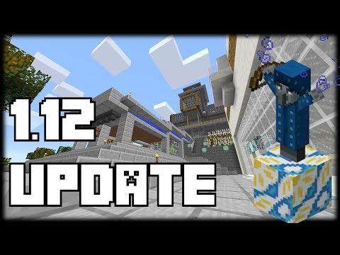 Adventures in Minecraft 1.12 - The 2010 World - MODERN LIVING