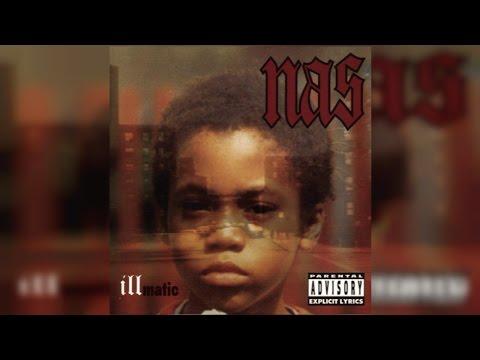 Nas | Illmatic (FULL ALBUM) [HQ]