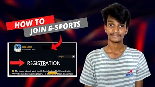 How To Become A ESPORT Player In India In Telugu: How To Join In PUBG Esports In India In Telugu