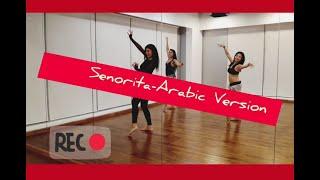 Señorita Arabic Version- Shawn Mendes, Camila Cabello - Señorita - Dance Choreography