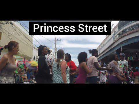 Download Princess Street, Downtown, Kingston, Jamaica Mp4 baru