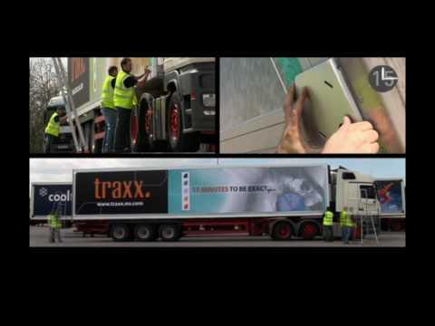 Truck Advertising System