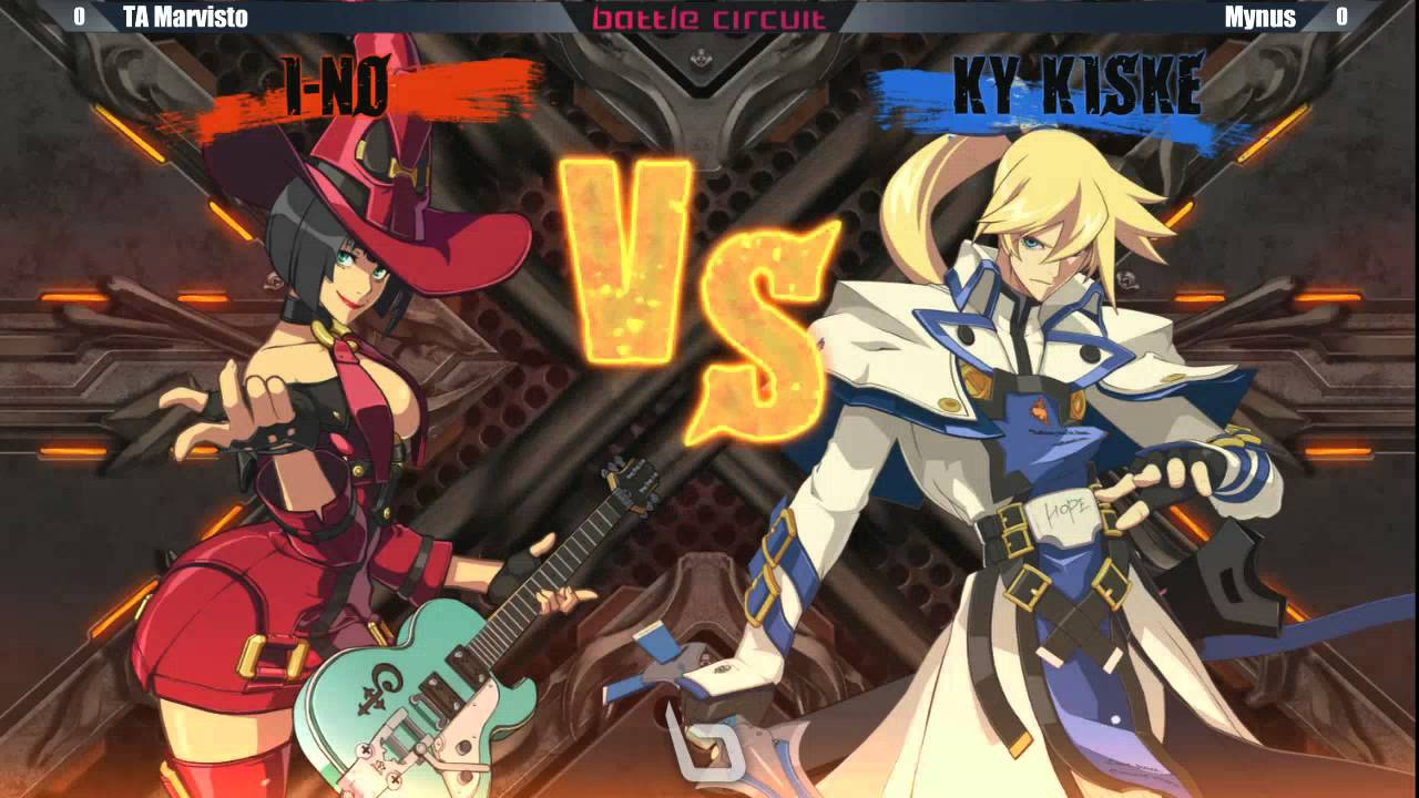 Next Level Battle Circuit 145 - GGXRD - Losers Semi - Mynus (I-No) vs True Shine (Potemkin)