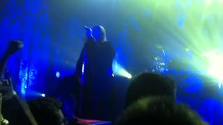 Powerwolf - Let There Be Night - Live - Strasbourg - 12/09/15