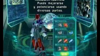 Rockman X8 Ch7: Gigabolt Man-O-War