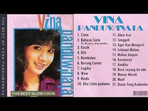 Vina Panduwinata - Full Album | Lagu Lawas Indonesia Terpopuler 80-90an