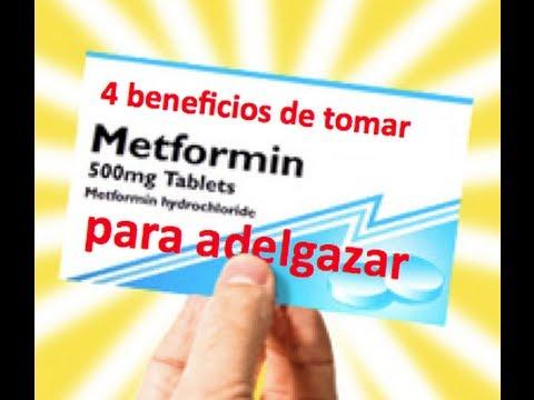 Metformina para bajar de peso funcionalidad