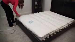 Amazoncom   Signature Sleep Essential 6 Inch Twin Mattress White   Memory Foam Mattresses