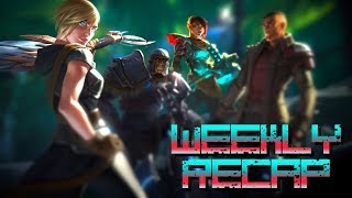 Weekly Recap #358 April 26th  - Dark Matter, Neverwinter, Dauntless & More!